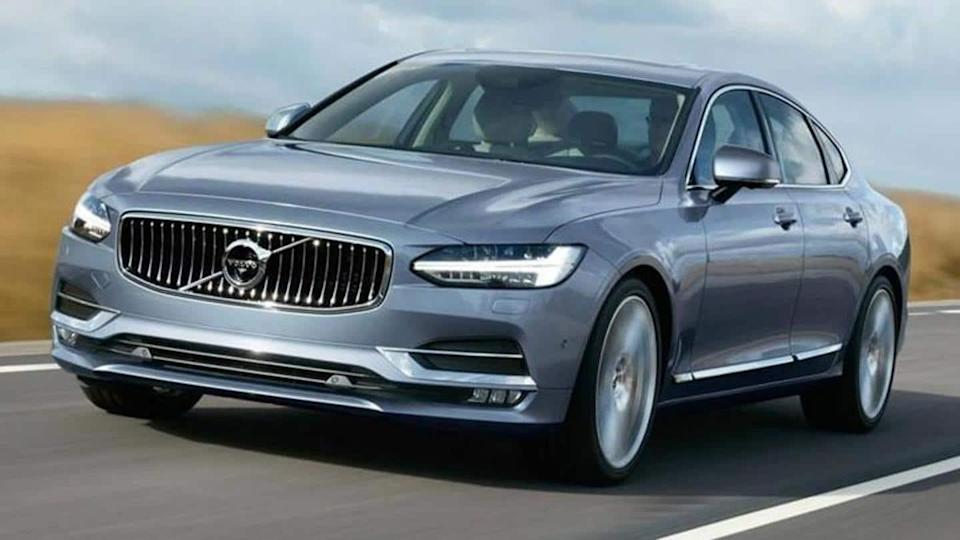 Volvo India teases S90 (facelift); to be launched in 2021