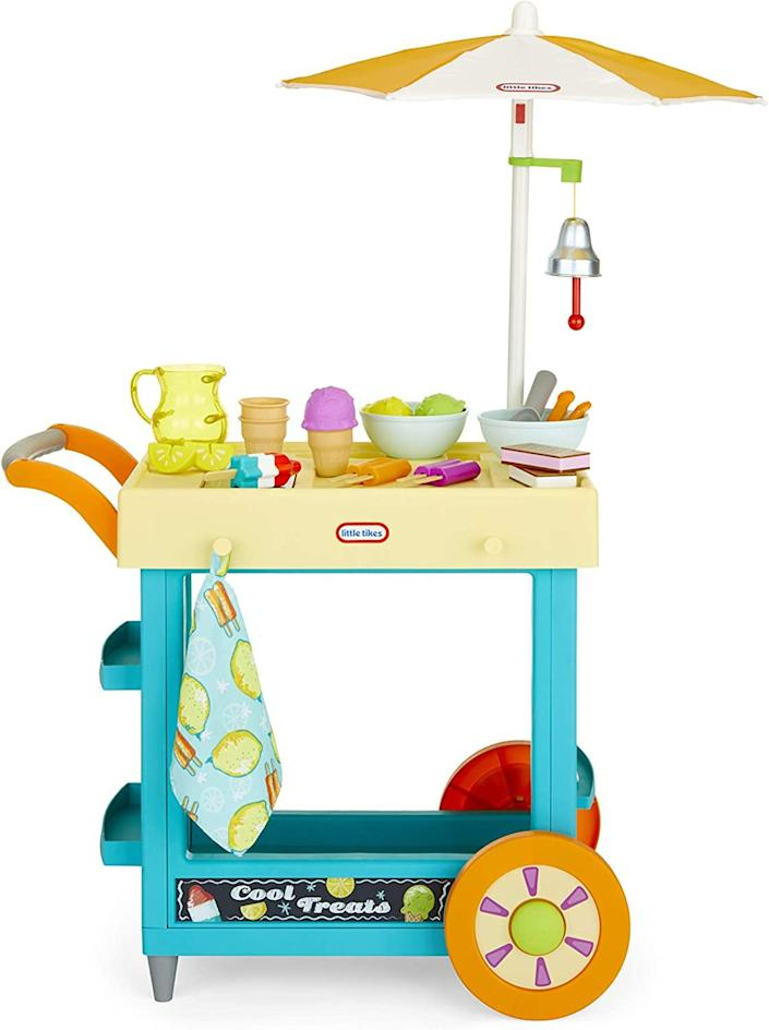 Little Tikes 2-in-1 Lemonade and Ice Cream Stand