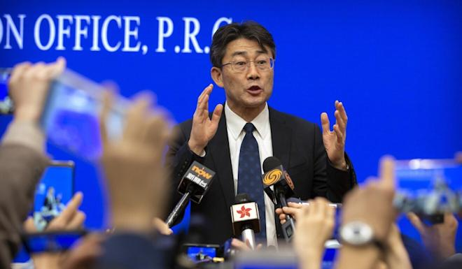 Gao Fu said draft guidelines for the use of the fast-track vaccine were being drawn up. Photo: AP