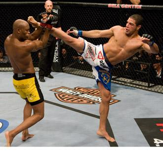 Anderson Silva says he didn't ...