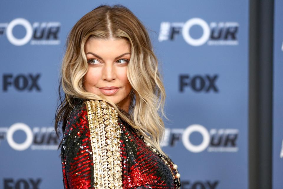 The Black Eyed Peas singer Fergie shares a nickname with the Duchess of York [Photo: Getty]