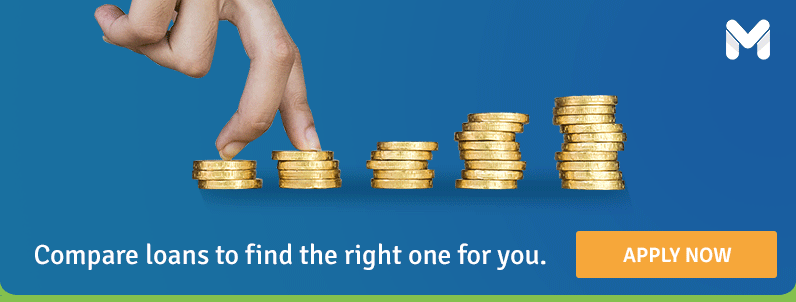 Compare loans to find the right one for you!