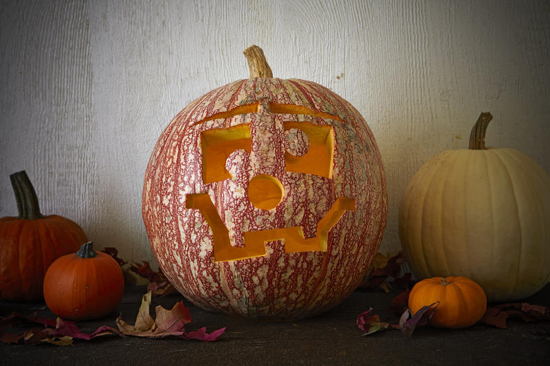 22 Free Face Stencils That'll Transform Your Pumpkin Into the Ultimate Jack-o'-Lantern