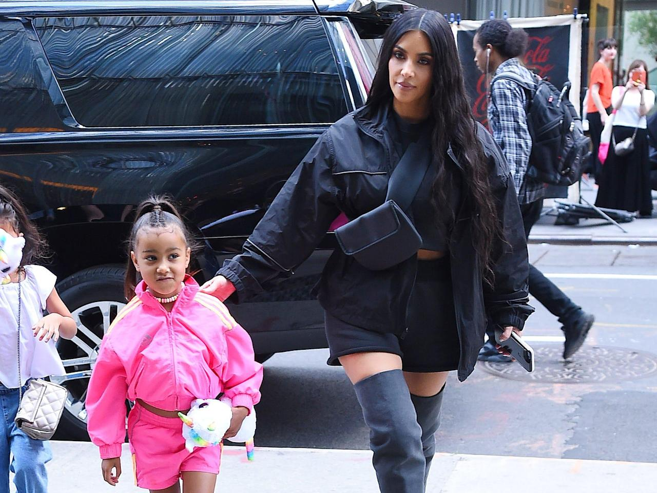 Kim Kardashian showed off North's all-pink bedroom, and experts say the minimalist design could promote focus and reduce anxiety