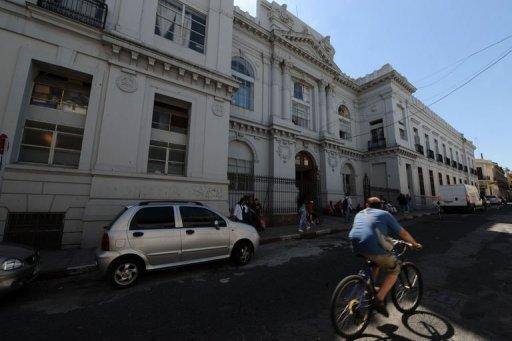 Maciel Hospital, one of the two health centres in Montevideo in which at least 16 patients where killed by two nurses who worked separately and barely knew one another. The alleged killers used different methods to end the lives of their patients