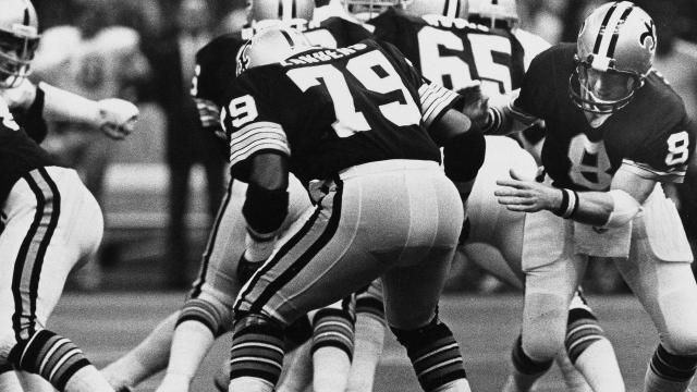 Emanuel Zanders to appear at Saints Hall of Fame Museum