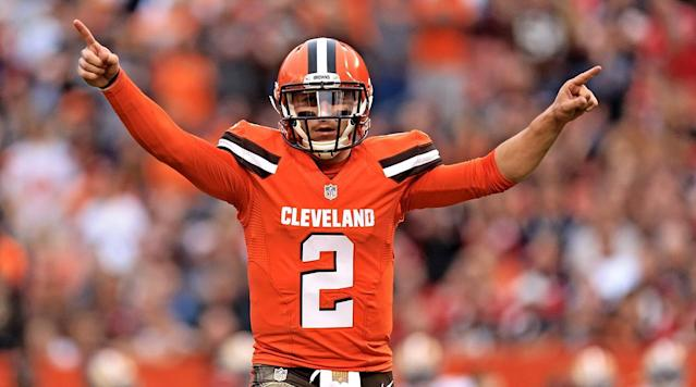 Former NFL quarterback Johnny Manziel announced Saturday he will be playing in the Canadian Football League with the Hamilton Tiger-Cats.