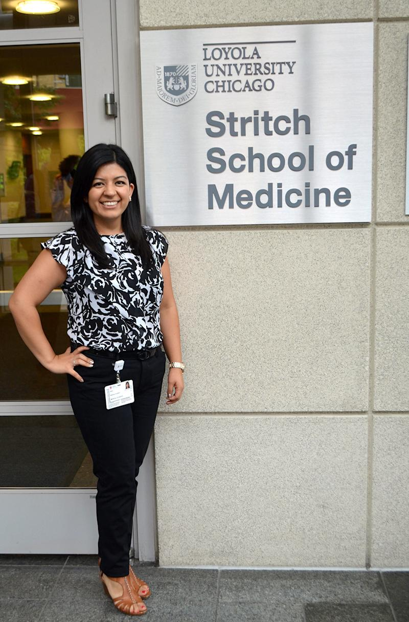 Meet the DACA recipient who just graduated from med school