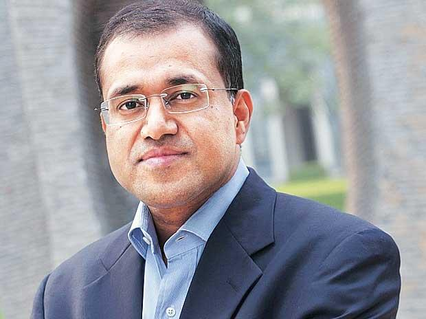 <p>Amit Jain – President Uber India. Source: Business Standard </p>