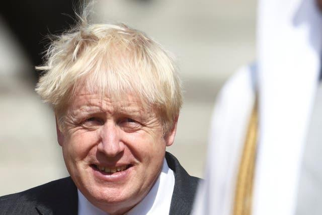 Prime Minister Boris Johnson commissioned Nigel Boardman to lead a review into the Greensill affair and the state of lobbying rules
