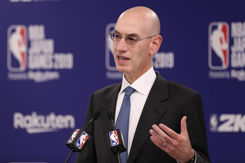 The league had hoped to vote on potential schedule changes at the board of governors meeting in April (Takashi Aoyama/Getty Images)