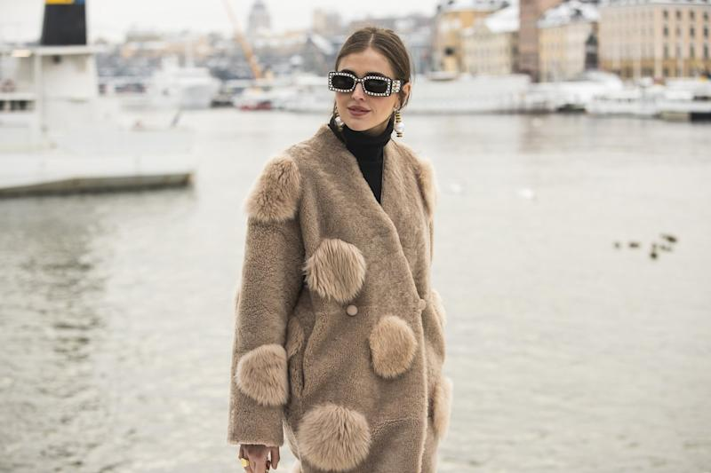 Stockholm Fashion Week street style: Getty Images