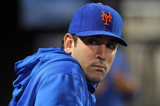 Matt Harvey feels 'normal' after throwing off mound for first time since Tommy John surgery
