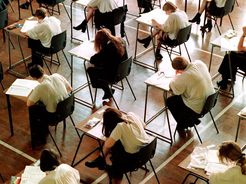 Many middle-class children are given private tuition to help them through the Eleven Plus exam: Getty