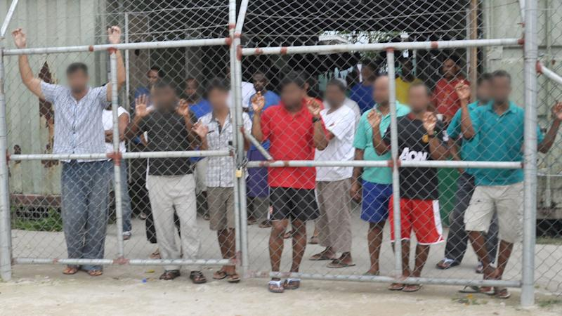The federal government insists it's up to PNG to return asylum seekers to their home countries.