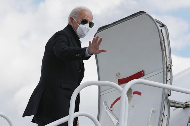 Polls show Biden gets boost after 'most significant' week of campaign so far