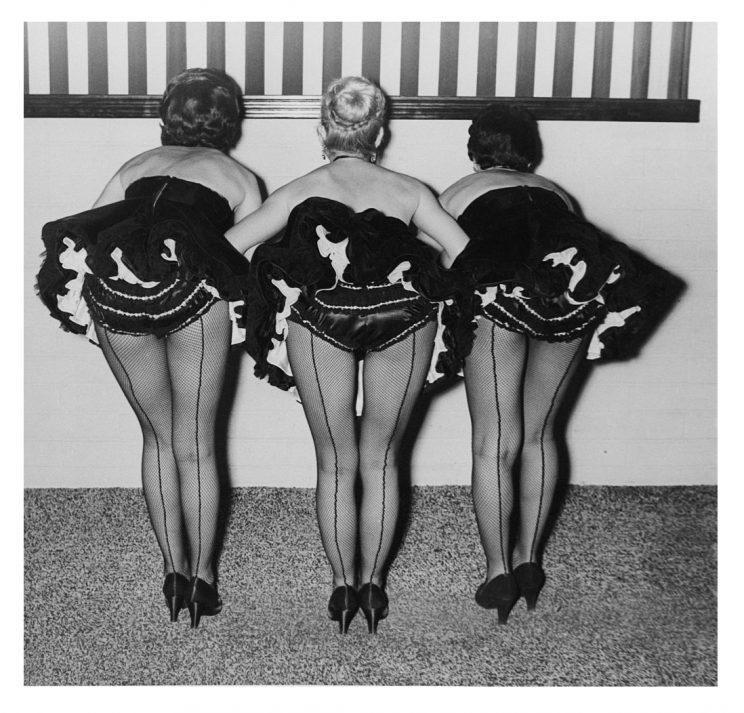 Tights advertisements rarely feature anything other than slender, long legs. (Photo: Getty Images)