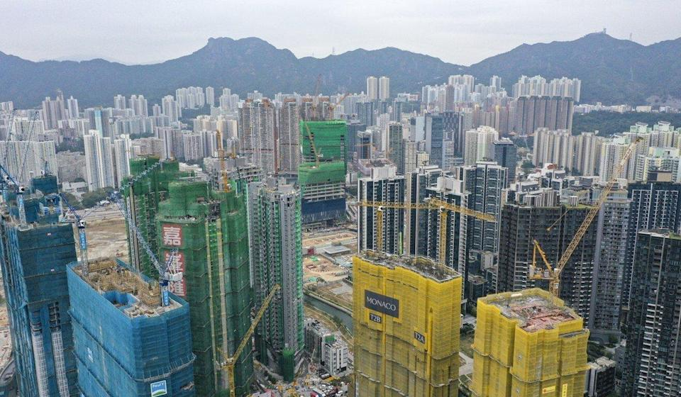 The city's developers have been blamed for contributing to the housing crisis. Photo: Sam Tsang