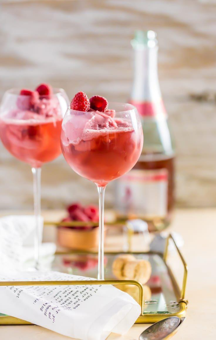 """<p>All the pink drinks, plz.</p><p>Get the recipe from<span class=""""redactor-invisible-space""""> <a href=""""https://www.thecookierookie.com/raspberry-pink-champagne-floats/"""" rel=""""nofollow noopener"""" target=""""_blank"""" data-ylk=""""slk:The Cookie Rookie"""" class=""""link rapid-noclick-resp"""">The Cookie Rookie</a>.</span></p>"""