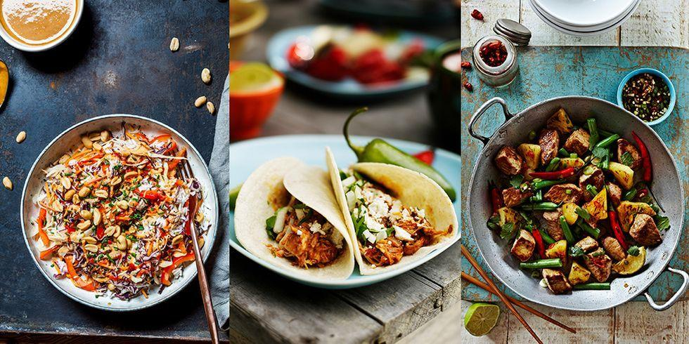 """<p>If there's one thing that a lot of people have been doing for the past however-many months, it's whipping up some incredible <a href=""""https://www.delish.com/uk/cooking/recipes/g32768299/easy-dinner-recipes/"""" target=""""_blank"""">dinners</a>, <a href=""""https://www.delish.com/uk/cooking/recipes/g29890570/healthy-lunch-ideas/"""" target=""""_blank"""">lunches</a> and <a href=""""https://www.delish.com/uk/food-news/a32570026/baking-anxiety-therapy/"""" target=""""_blank"""">baked goods</a>. To say most of us have had a little extra time on our hands, would be an understatement.</p><p>Unsurprisingly, Instagram has been awash with food photography, because if you don't take a photo of your <a href=""""https://www.delish.com/uk/cooking/recipes/g28843835/banana-bread-recipes/"""" target=""""_blank"""">banana bread</a> to share with your followers, then did it even happen?</p><p><a href=""""https://www.gousto.co.uk/"""" target=""""_blank"""">Gousto's</a> top food stylist Jenny Brown has shared her food styling tricks to make your foodie creations look even more spectacular and professional. So get that <a href=""""https://www.amazon.co.uk/Portable-Flexible-Wireless-Universal-Android/dp/B07JNC1GJ7/ref=sr_1_8?crid=48KB344ZEKXR&dchild=1&keywords=tripod+for+phone&qid=1592236749&sprefix=tripod%2Caps%2C199&sr=8-8"""" target=""""_blank"""">tripod</a> out and don't expect to eat until your dinner has gone stone-cold... </p>"""