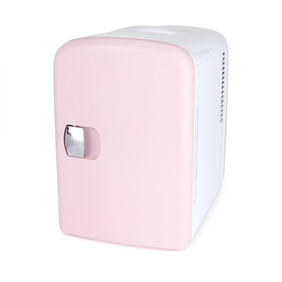 <p>You can't beat the price of this <span>Personal Chiller 6-Can Mini Refrigerator </span>($29)</p>