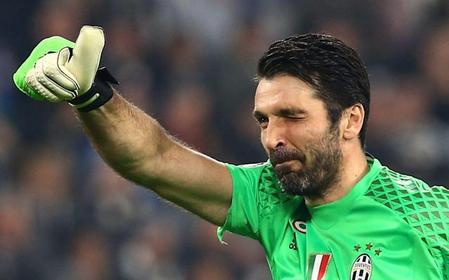 Gianluigi Buffon is a legend of the game - REUTERS