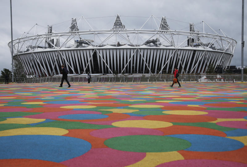 F1 plans for Olympic Stadium being considered