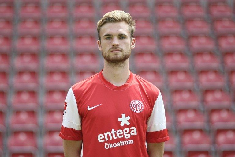 Jan Kirchhoff, who has signed for Bayern Munich, pictured in Mainz, Germany on July 5, 2011