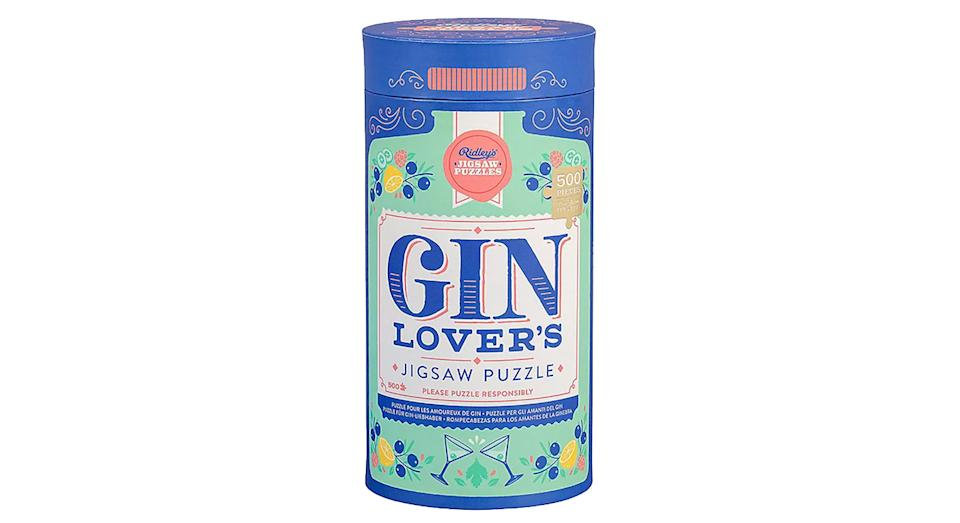 500 Piece Gin Lover's Jigsaw
