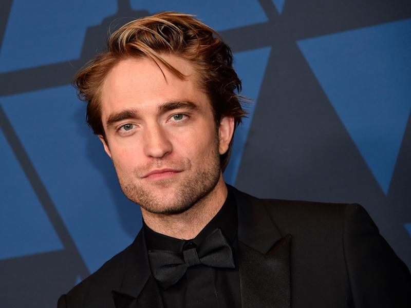 Robert Pattinson enjoys knowing he could 'mess up' The Batman