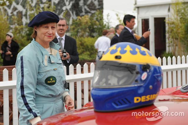 "Desire Wilson en el Goodwood Revival 2009 <span class=""copyright"">Jeff Bloxham / Motorsport Images</span>"