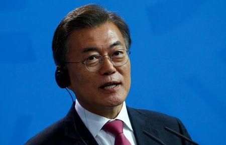 There will not be war again on Korean Peninsula - South Korean president