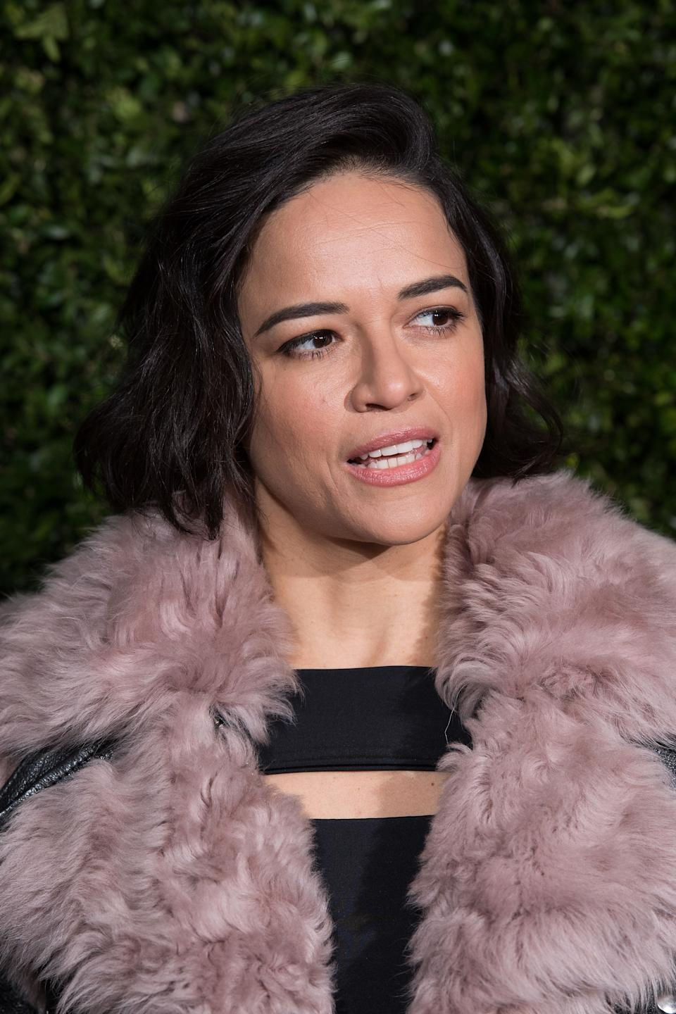 <strong>Michelle Rodriguez</strong> (Photo: Jeff Spicer via Getty Images)