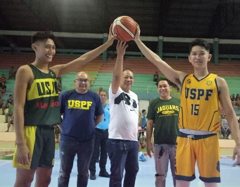 USPF Panthers prevail over USJ-R Jaguars at start of Minglanilla Christmas League
