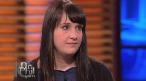 """I appeared on """"The Dr. Phil Show"""" to discuss my sexual assault. (YouTube)"""