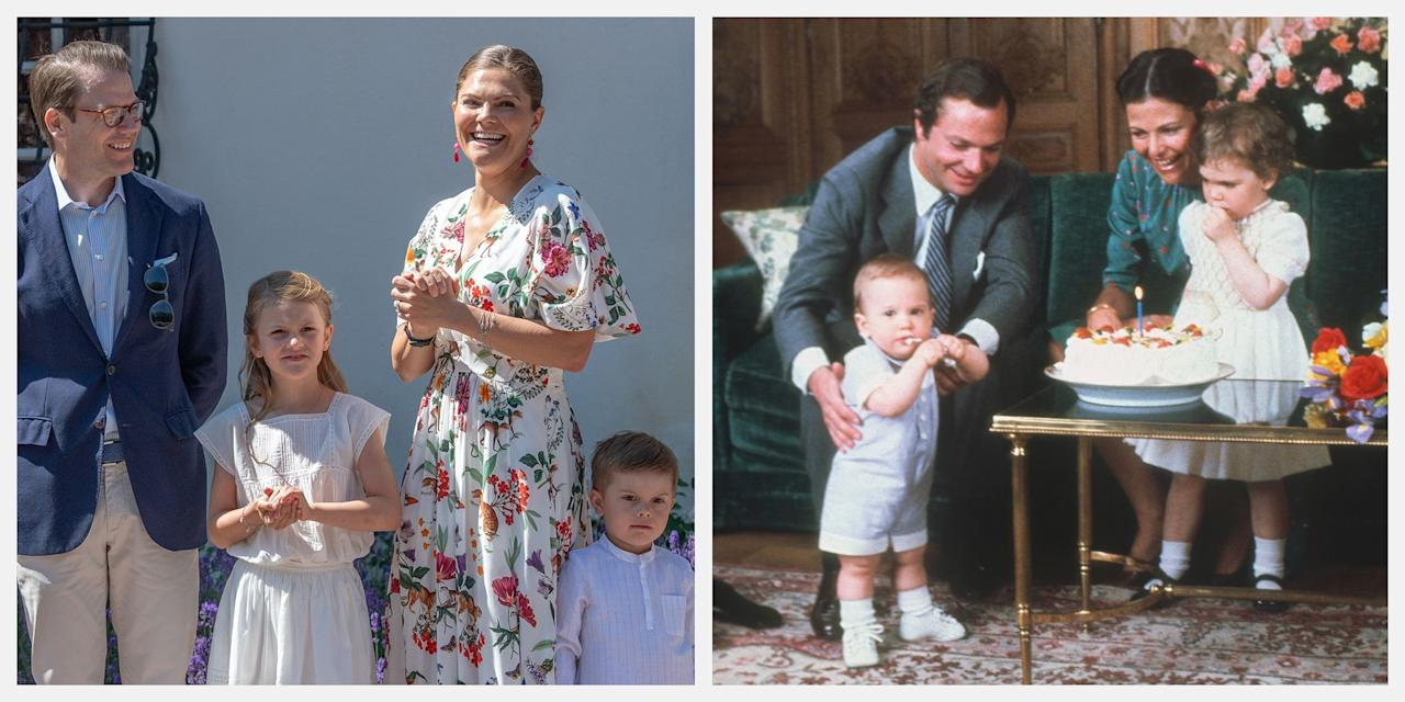 "<p>The Swedish royal family might just be one of the chicest group of royals you've never heard of. King Carl XVI Gustaf has ruled Sweden for more than 40 years. The monarch and his wife Queen Silvia have three children, Crown Princess Victoria, Prince Carl Philip, and Princess Madeleine, <a href=""https://www.townandcountrymag.com/society/tradition/a22778211/swedish-royal-family-portraits-summer-2018-crown-princess-victoria/"" target=""_blank"">along with seven grandchildren</a>.  Like all royals, they've had their share of family drama, but ultimately, these photos from the 1940s to today prove that they cherish each other's company <a href=""https://www.townandcountrymag.com/society/tradition/g27813429/crown-princess-victoria-estelle-sweden-national-day-2019-photos/"" target=""_blank"">and their country</a> above all else. And if that's not enough, they're all fabulously photogenic and stylish. Take a look at the greatest photos of the Swedish royal family through the years here.</p>"