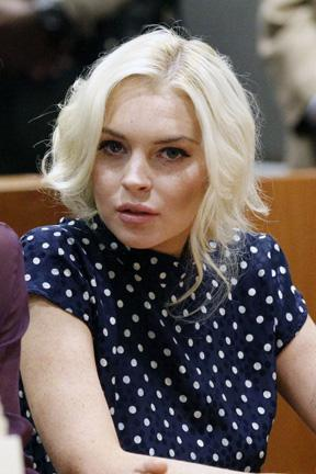 Lohan Released From Jail, Heading to Playboy (Updated)