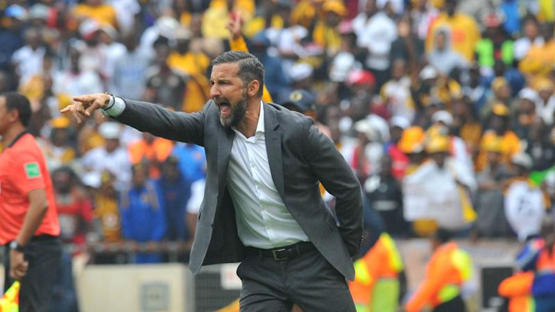 Orlando Pirates coach Zinnbauer delighted to qualify for Caf competition
