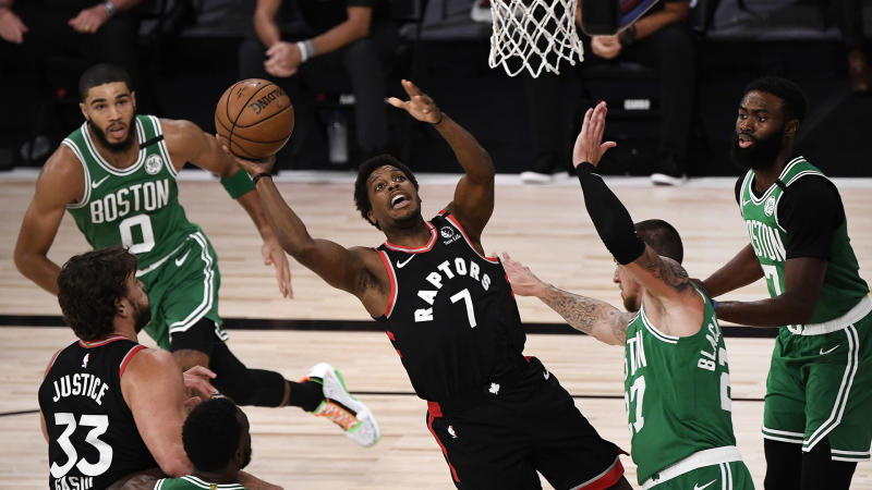 Kyle Lowry has always had a win at all costs mentality. (Photo by Douglas P. DeFelice/Getty Images)