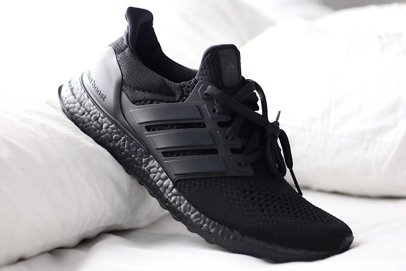"""new concept c49f2 63a0c The way to buy the upcoming acclaimed """"Triple Black"""" colorway of the Adidas  Ultra Boost is a first for the brand."""