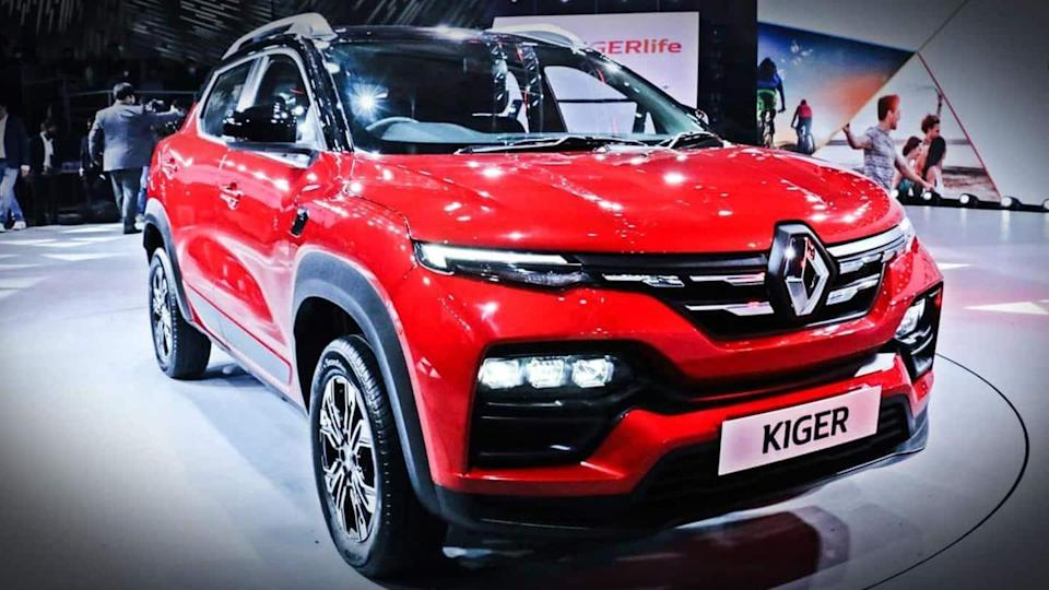 Ahead of launch, 2021 Renault KIGER