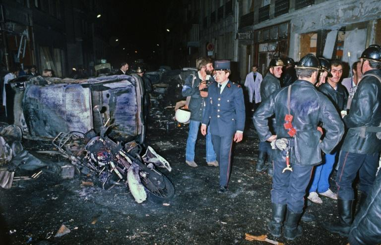 Four people were killed and 40 injured in the October 3, 1980 bombing of a synagogue on Rue Copernic in Paris
