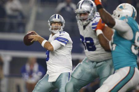 NFL: Jogo entre Miami Dolphins e Dallas Cowboys. 19/08/2016 Tim Heitman-USA TODAY Sports / Reuters Picture Supplied by Action Images