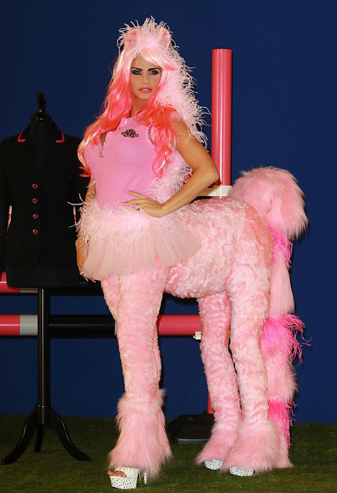 Katie Price - Photocall