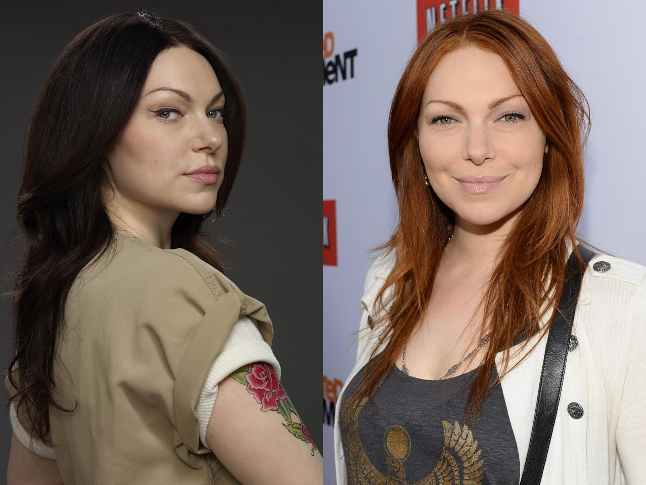 """Orange is the New Black"": Laura Prepon"