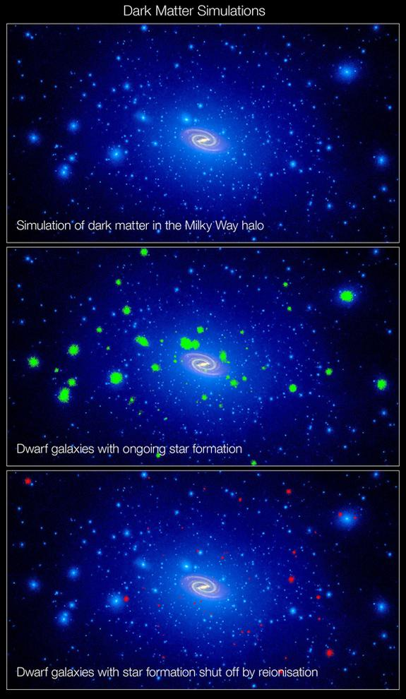 Dark Matter Could Send Asteroids Crashing into Earth: New Theory