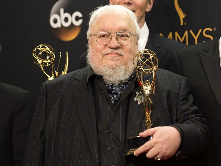 George R.R. Martin (Photo: Image Group LA/ABC via Getty Images)