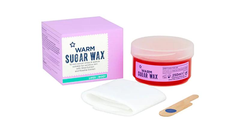 Warm Sugar Wax