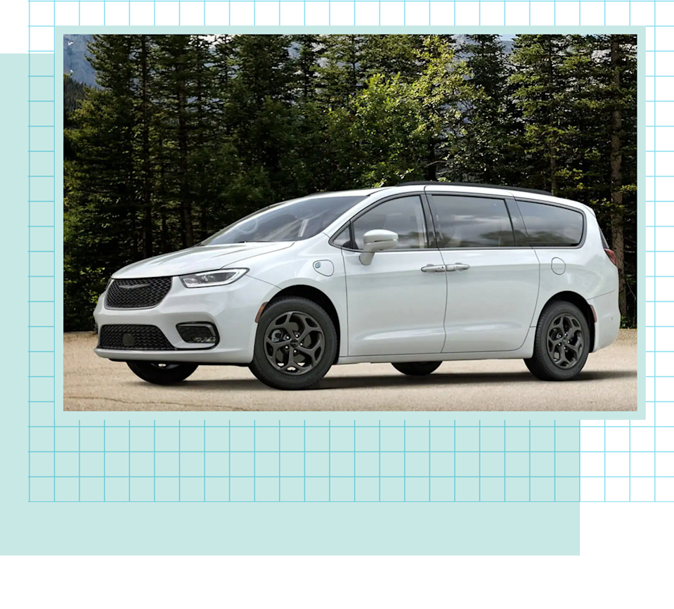 Photo credit: Chrysler Pacifica