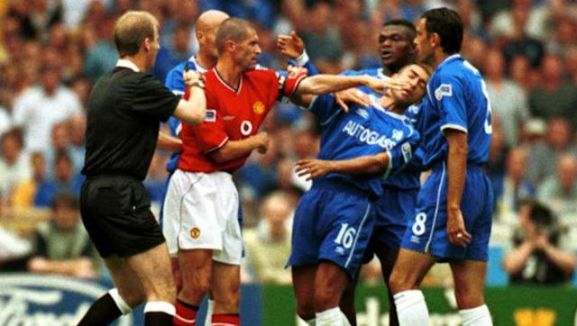 <p>Roy Keane - a talented player, but a thug like no other. Joey Barton may have had his fair share of outrageous incidents, but he has never intentionally ended another footballer's season and arguably their career.</p> <br><p>The Manchester United legend's admission that he'd hurt Alf-Inge Håland again was the lowest of the many low points during his career and his departure from Old Trafford in 2005 was done in his signature controversial style.</p> <br><p>However, much like Cattermole, Keane was always a figurehead in the United side despite his disciplinary problems, and his performances were rewarded with a place in the Premier League PFA Team of the Year a very respectable five times.</p>